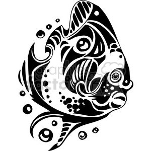 fish design clipart. Commercial use image # 386016