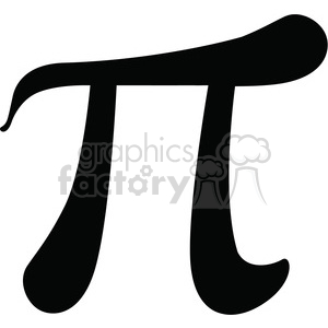pi clipart. Royalty-free image # 386451