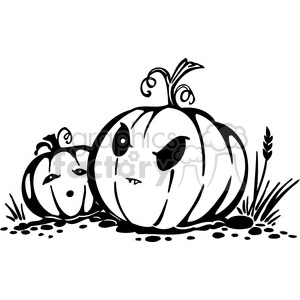 Halloween clipart illustrations 031 clipart. Royalty-free image # 387048