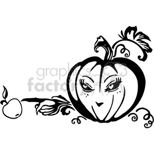 Halloween clipart illustrations 016 clipart. Royalty-free image # 387058