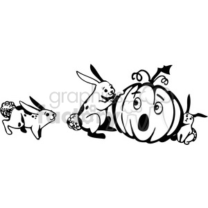 Halloween clipart illustrations 034 clipart. Royalty-free image # 387068