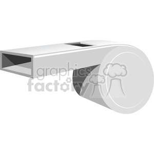 whistle clipart. Royalty-free image # 387189