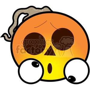Jack O Lantern 01 clipart. Commercial use image # 387610