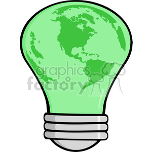 cartoon funny lightbulb idea