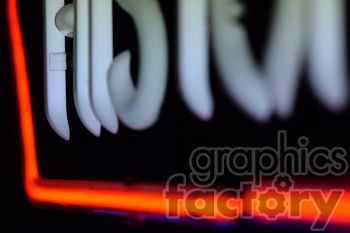 neon tubing photo. Royalty-free photo # 390988