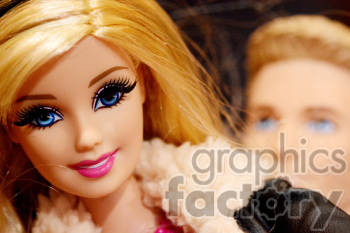 Barbie relationship fake people photo clipart. Royalty-free image # 391328