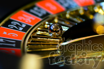 Vegas roulette table photo. Royalty-free photo # 391338