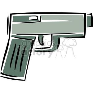 weapons weapon gun guns pistol  Clip Art Weapons