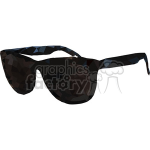 geometry polygons glasses sunglasses summer