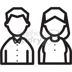 people icon clipart. Royalty-free image # 398357