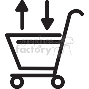 shopping cart icon clipart. Commercial use icon # 398387