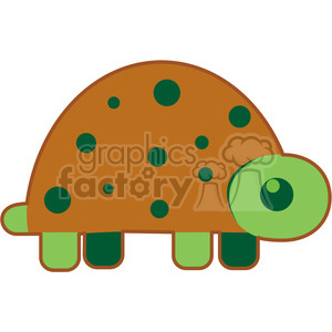 Turtles_2 vector image RF clip art clipart. Royalty-free image # 398454
