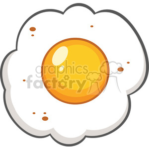 illustration cartoon egg vector illustration isolated on white background clipart. Royalty-free image # 399397