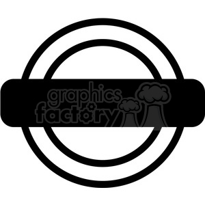 design logo stamp element circle