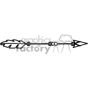 arrow vector design 04 clipart. Commercial use image # 403319