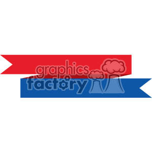 4th of july banner vector icon