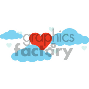 love is in the air vector icon clipart. Royalty-free image # 404076