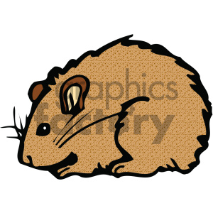 cartoon clipart mouse 011 c clipart. Royalty-free image # 404862