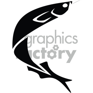 fishing vector icon clipart. Commercial use image # 405497