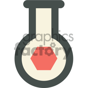 chemistry education icon clipart. Royalty-free image # 405695