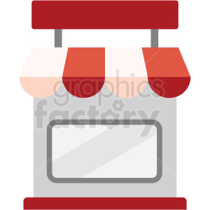 retail store icon clipart. Royalty-free image # 406072