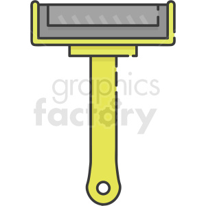 razor vector icon art clipart. Royalty-free icon # 406107