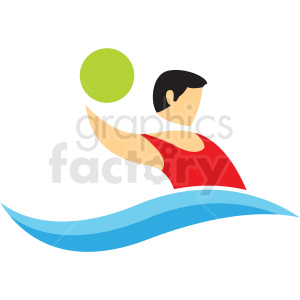 water sport icon clipart. Royalty-free icon # 406210