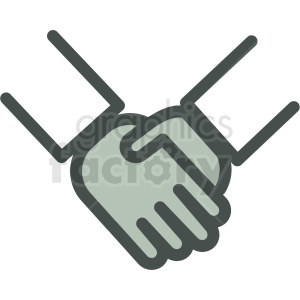 contract agreement law icon clipart. Royalty-free image # 406286