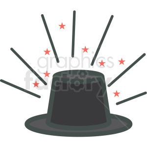 guy fawkes day hat vector icon image clipart. Commercial use icon # 406506