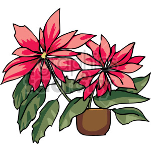 flower patch clipart. Royalty-free image # 151143