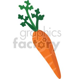 carrot clipart. Commercial use image # 407972