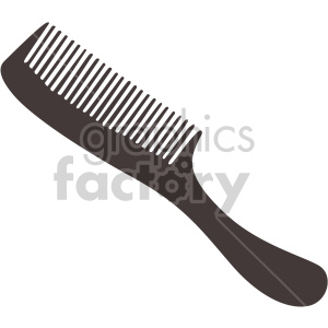 comb no background clipart. Commercial use image # 408024