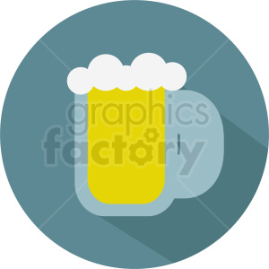 beer mug icon clipart. Commercial use image # 408461