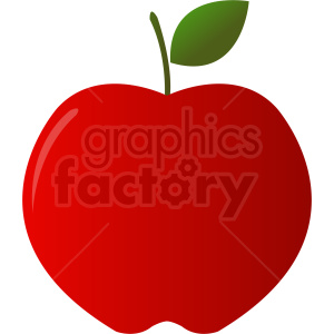 apple design clipart. Commercial use image # 408878
