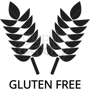 gluten free icon no background clipart. Royalty-free image # 408916