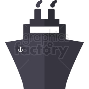ship icon design no background clipart. Commercial use image # 408988