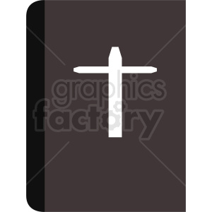 bible icon design clipart. Royalty-free image # 409054