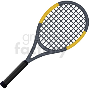 tennis racket vector clipart clipart. Commercial use image # 409516