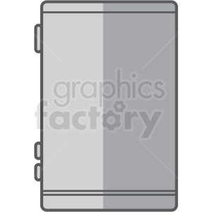 vape mod battery pack vector clipart clipart. Commercial use image # 409582