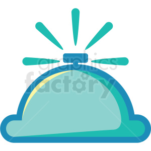 service bell icon clipart. Royalty-free image # 409703
