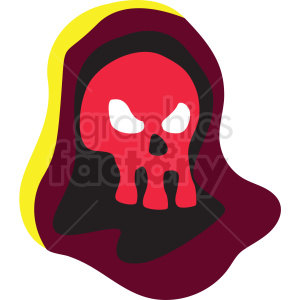 demon lord game character vector icon clipart clipart. Royalty-free image # 409866