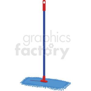 floor dusting tool vector clipart clipart. Commercial use image # 410538
