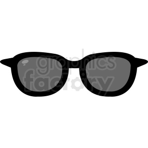 vintage sunglasses vector clipart clipart. Commercial use image # 411064