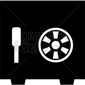 safe vector icon clipart. Commercial use image # 411852