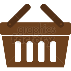 picnic basket icon clipart. Commercial use image # 411959