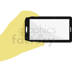 camera phone vector clipart clipart. Royalty-free image # 412297
