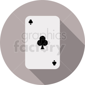 blank spades card vector icon clipart. Royalty-free image # 412377