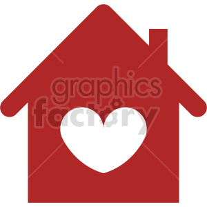 love my home vector clipart 3 clipart. Commercial use image # 413461