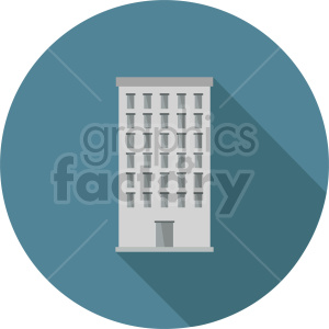 office building vector clipart 1 clipart. Royalty-free image # 413477