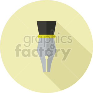 ink pen vector clipart 7 clipart. Commercial use image # 413502